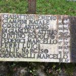 Monumento ai partigiani caduti per la libertà, Colle S.Marco – Ascoli Piceno