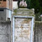 Cippo a Molducci, Rambaldi e Melandri - Ravenna