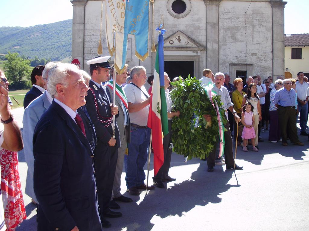 Monumento Ai Caduti Di Ruscio Pietre Della Memoria