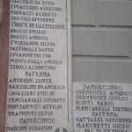 Lapide ai Caduti di San Secondo