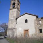 Facciata chiesa di Chieli