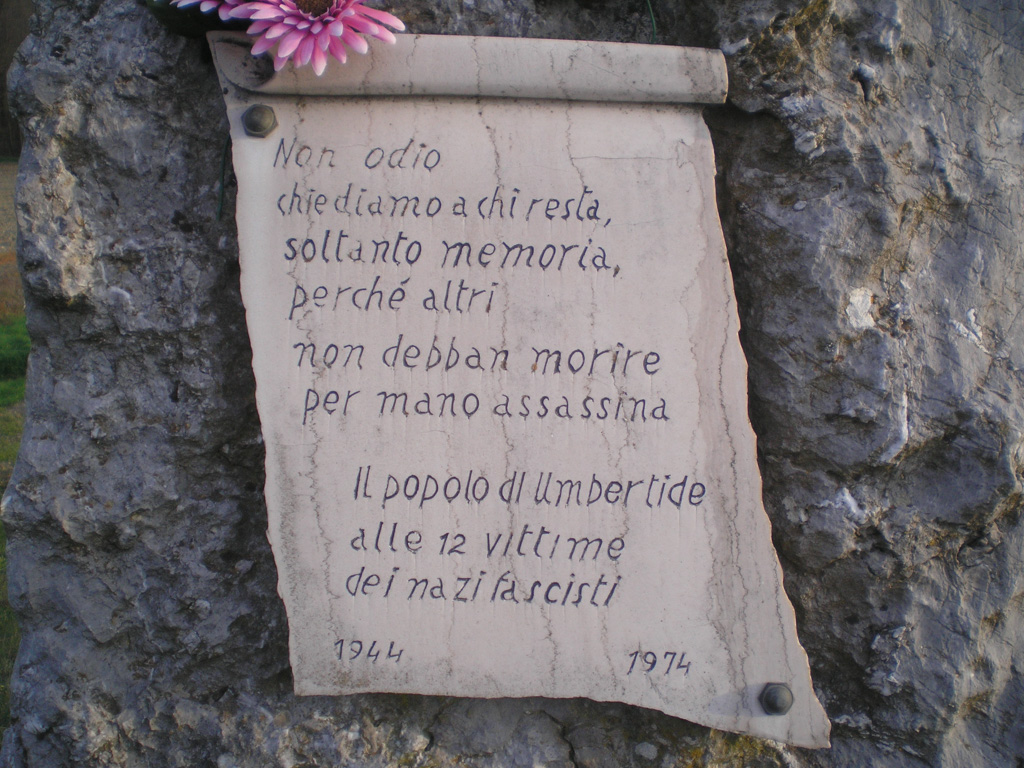 Cippo del Niccone Umbertide