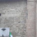 lapide di Pontenuovo di Deruta PG