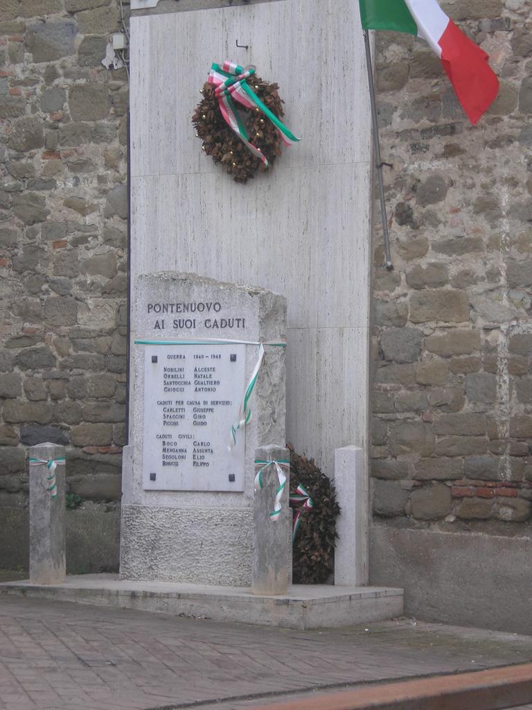 Monumento di Pontenuovo di Deruta PG