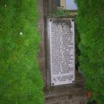 Monumento alle vittime del bombardamento di Bellisio Solfare - Pergola