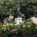 monumento caduti montecatini val di cecina piazza della repubblica