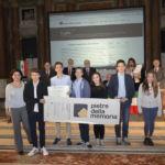 Genova Liguria Cerimonia di Premiazione Concorso Esploratori della Memoria 2016