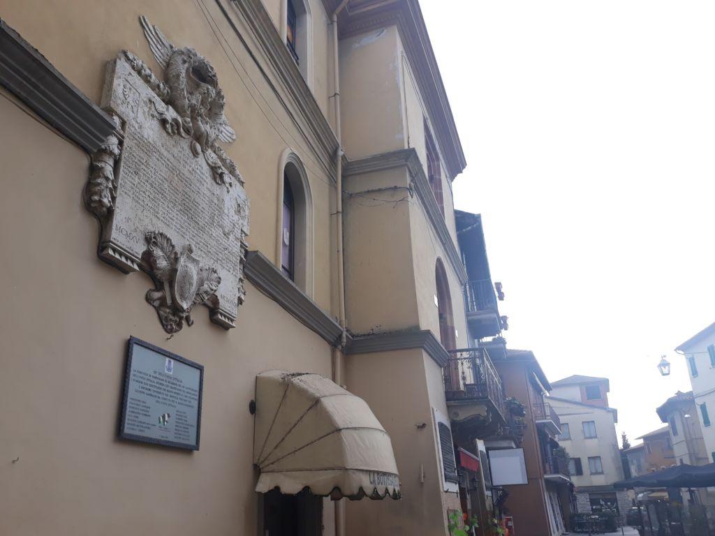 Lapide ai Caduti di Passignano sul Trasimeno nella Grande Guerra