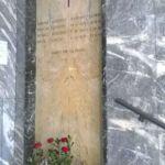 Giorgio Ravaz Istituto Beccari lapide commemorativa