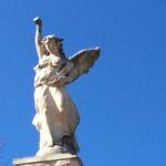 Statua del Monumento ai Caduti