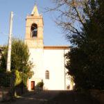 Lapide in marmo collocata sul muro del campanile della chiesa di Pilonico Materno
