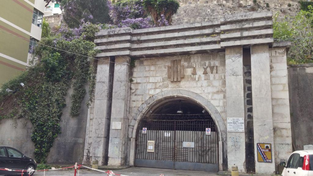 Lastre del Rifugio Antiaereo Santa Maria/Santa Marta