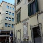 Lapide agli ufficiali caduti nella Grande Guerra - Livorno