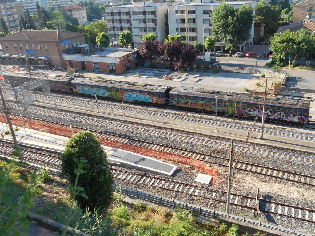 Stazione Ponte San GIovanni Perugia