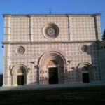 (esterno) Basilica Santa Maria di Collemaggio