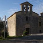 Chiesa di S. Lorenzo adiacente al monumento