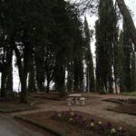 Giardini con monumento