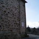 CHIESA DI CASEMASCE, PARTICOLRE.