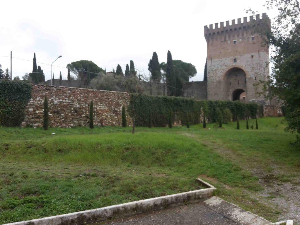 Giardino dei Giusti a Perugia