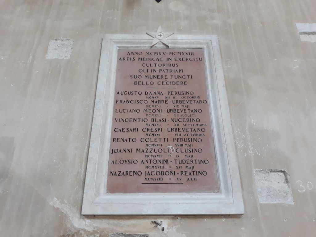 Slee Perugia complesso Santa Giuliana
