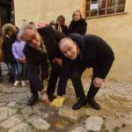 Giardino dei Giusti a Perugia Pietra Psicologi