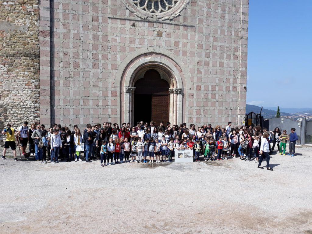 Esploratori della Memoria Umbria Perugia 2018
