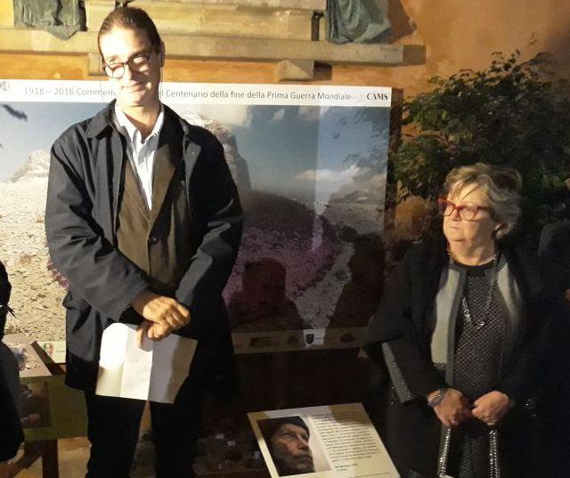 Anmig Perugia Marco Maovaz Nipote Di Carlo Del Croix Racconta La