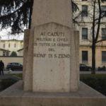 VERONA MONUMENTO CADUTI SAN ZENO