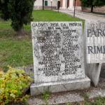 parco della rimembranza sant'enea