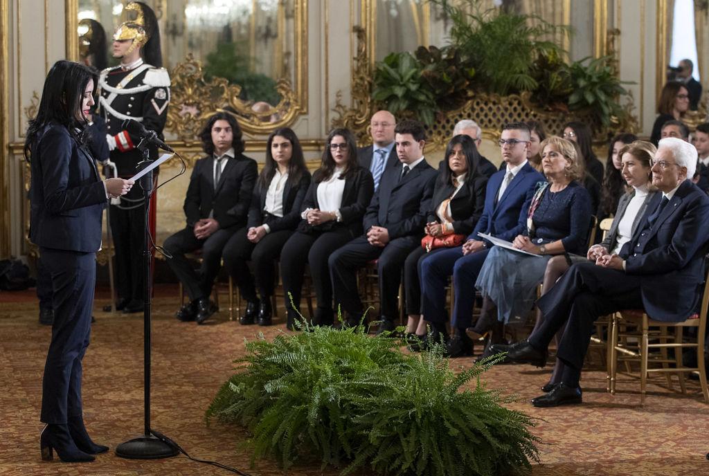 Lucia Azzolina ministro pubblica istruzione
