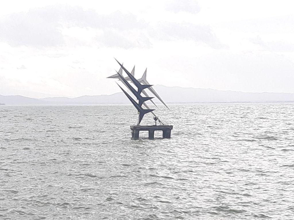 Monumento ai Caduti Scuola allievi piloti di idrovolanti dell'Esercito - Passignano sul Trasimeno