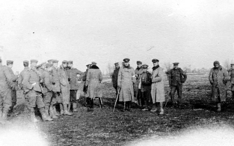 TREGUA DI NATALE 1914 WIKIPEDIA