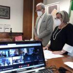 Esploratori della Memoria premiazione Sicilia da Anmig Perugia